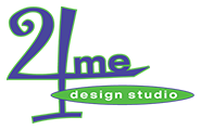 4me design studio logo